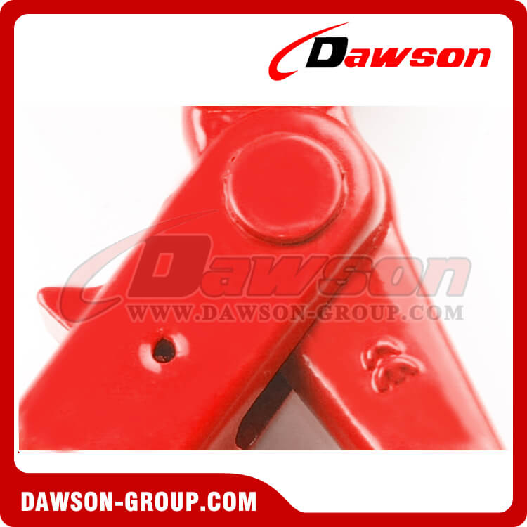 DS007 Grade 80 Clevis Swivel Self-Locking Safety Hooks - China Supplier