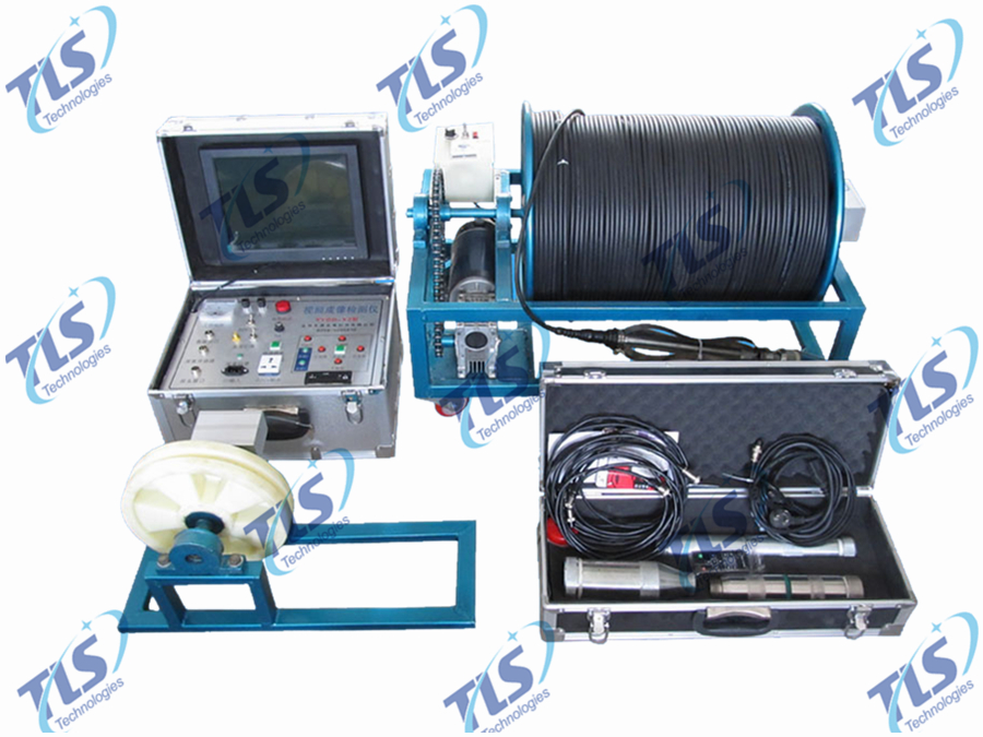 TLSY-NW Borehole Inspection Camera System-1