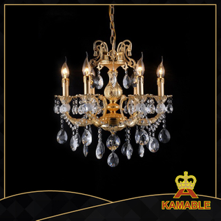 Leggiere indoor decorative cast aluminum chandelier(99559-6L)