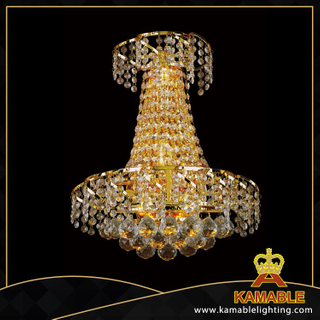 Hotel decorative pear beads crystal wall lamps(YHwb2527-L4)