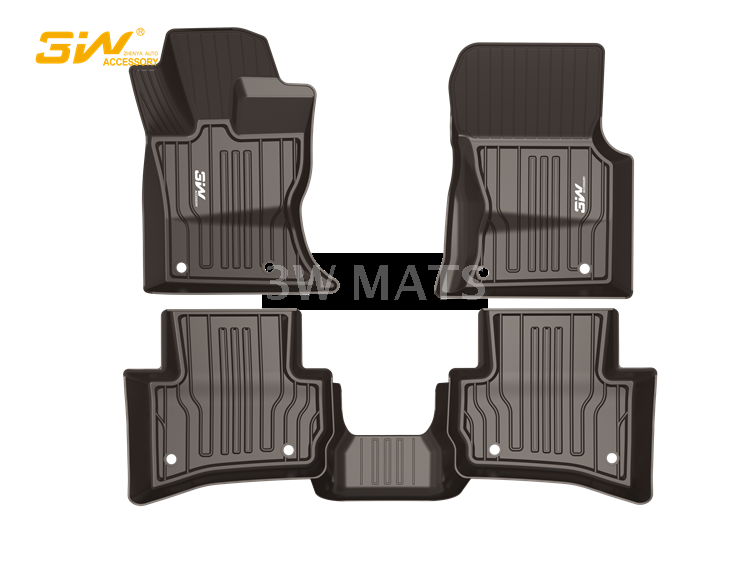 TPE car mat for Jaguar XE
