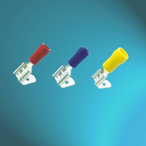 Vinyl Insulated Piggyback Disconnector-Double Crimp