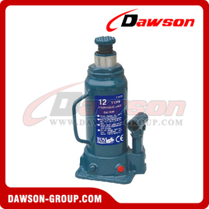 DST91204 12 Ton Hydraulic Bottle Jacks European Series