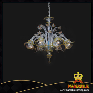 Dining room Murano glass chandelier(81101-8)