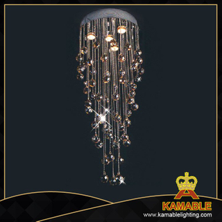 Decorative crystal chandelier ceiling lamp (MP86083-3)