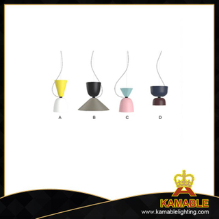 Home window decoration aluminum pendant lamp (9366)