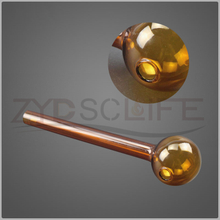 Brown lollipop water pipe fittings hookah accessories