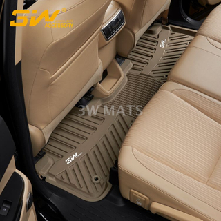 TPE car mat for TOYOTA HighLander