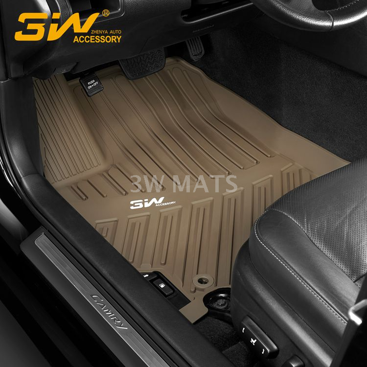 TPE car mat for TOYOTA Camry