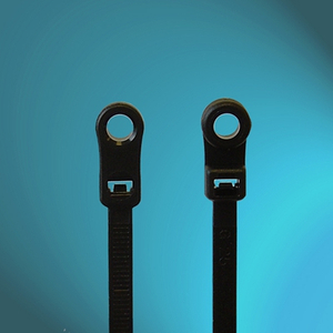 Nylon Cable Ties-Mountable Type