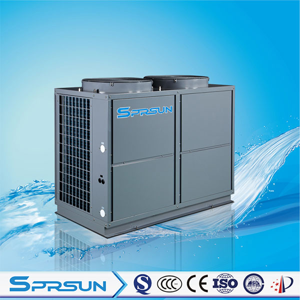 Air to Water Heat Pumps for Spa Centers