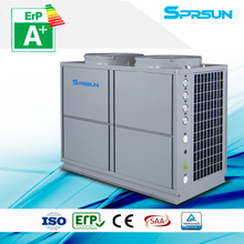 10P -25℃ EVI Air to Water Heat Pump Heating for Cold Weather