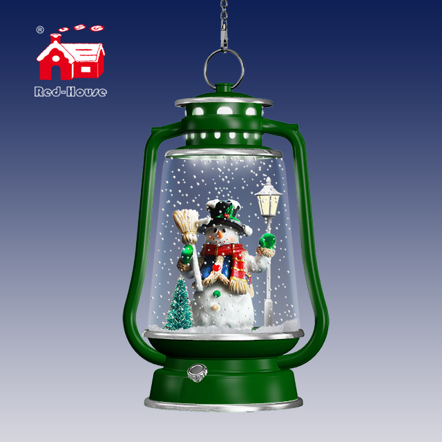 Interesting Xmas Item Hanging Lanterns Wall Lamps for Party Display