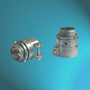 External Thread Zinc Die Cast Connectors US Type