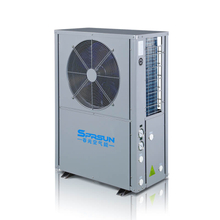 10.5KW 11KW -25℃ EVI Air Source Heat Pump for Cold Area Hot Water & Home Heating