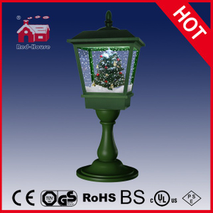 (LT27064S-G) Christmas Tree Table Lamp with LED Lights Decoration
