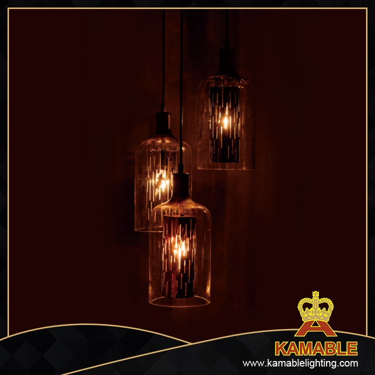 Elegant home bedroom decorative pendant lamp (KA1237)