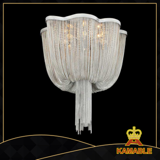Customize modern design chain lamp chandelier(KA110)