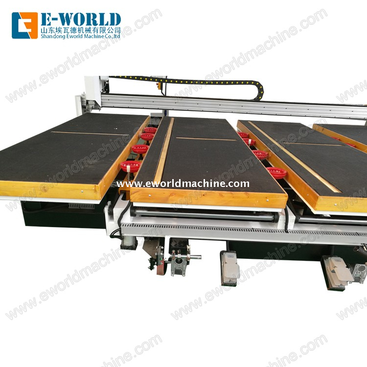 CNC Automatic Intergrated Glass Cutting Line