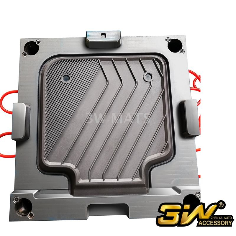 Car mat mold