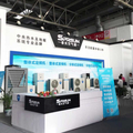 Sprsun New Products Presented at 2018 ISH HVAC Exibition in Beijing
