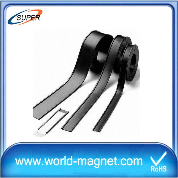 flexible thin magnetic strip