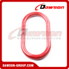 DS091 G80 U.S. Type A-342 Forged Master Link for Chain Lifting Slings / Wire Rope Slings