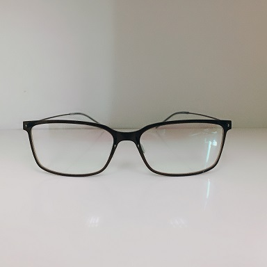 Titanium optical frame