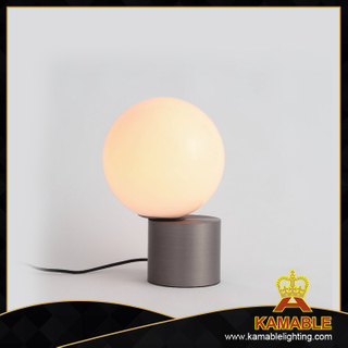 Office sample decorative glass table lamp (MT8108-1C-200)