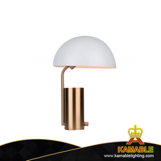 Modern Metal Bedside Table Lamp (KAT8158)