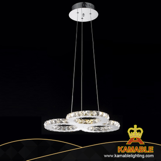 Latest Design Modern Crystal LED Pendant Lighting (MP77057-27)