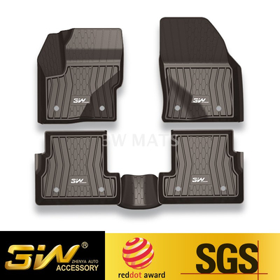TPE mats for LINCOLN - MKZ MKX MKC Continent