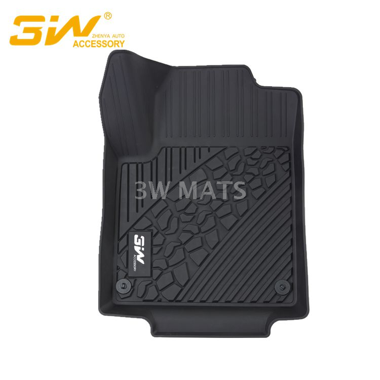 TPE car mat for Jeep Compass