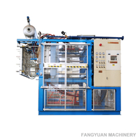 EPS Foam Shape Molding Machine For Polystyrene Packaging