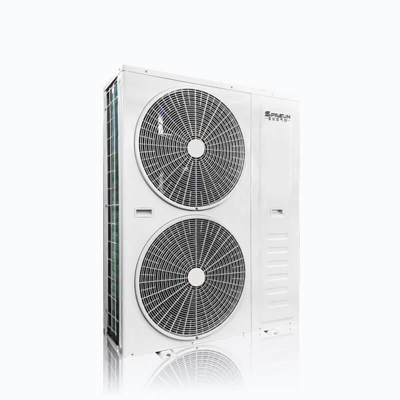 EVI Inverter Air Souce Heat Pump Air Conditioner