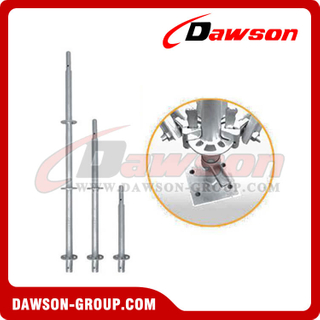 DS-C014A Galvanized Ring Lock Scaffolding