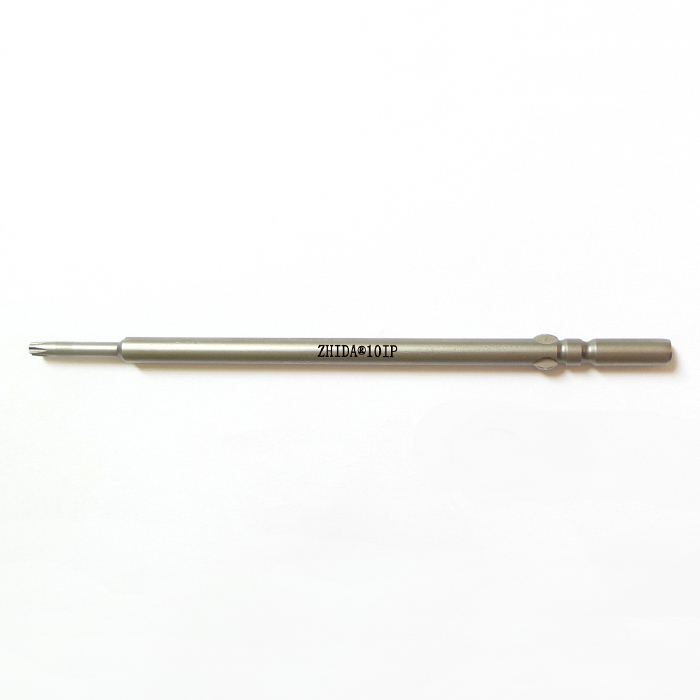 Torx Plus 10IP screwdriver bit 120mm