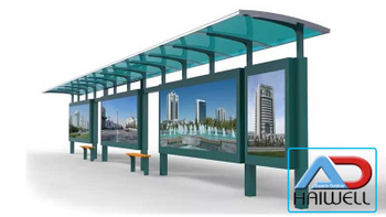 What Are the Advantages of Bus Shelter Advertising?
