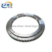 Small Diameter Light High Speed Slewing Bearing with External Gear
