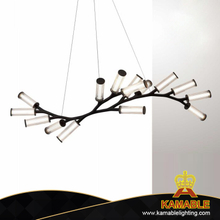 Fashion Design Hotel Decoration Chandelier Pendant Light (KAMD1808C-15)