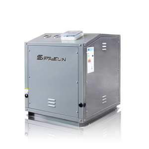 10-25KW High COP Geothermal Water Source Heat Pump for House Heating & Cooling