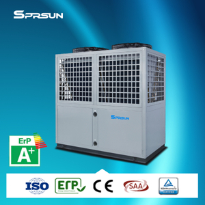 80KW 100KW Air to Water Swimming Pool Heat Pump Heater