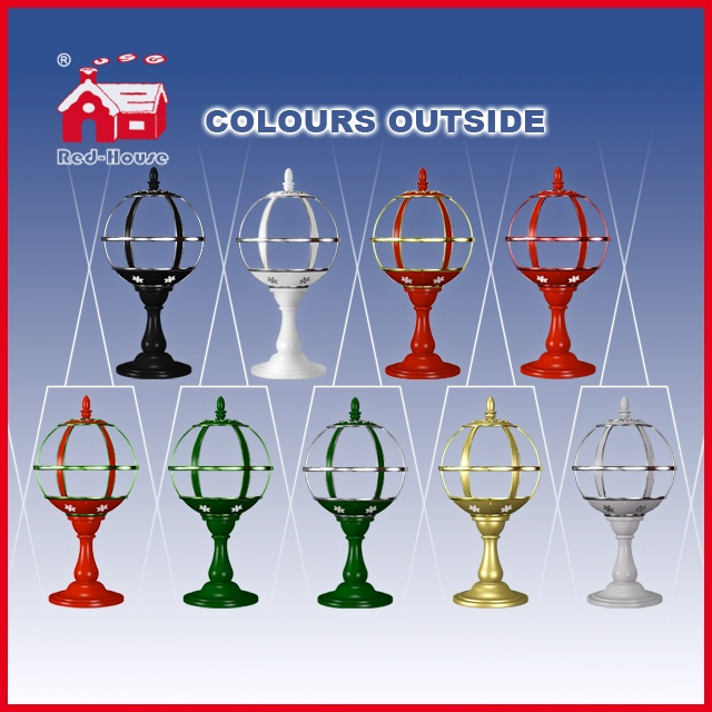 (LT30059B-RS11) 2016 Best Seller Red Desk Lamp for Christmas with LED
