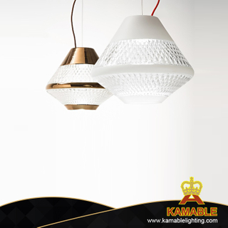 Autumn New Style Modern Glass Pendant Lighting (KAP8226)