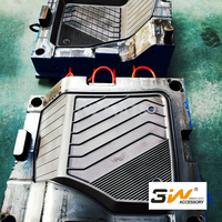 Car floor mats injection mold TPE floor mats