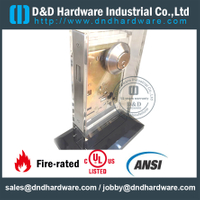 Stainless Steel ANSI Mortise Lock Set for Dormitory Door-DDML ANSI F13