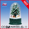 (23036AD) Top Star Christmas Tree Decoration with Snow Flakes