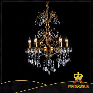 Splendid indoor decorative cast aluminum chandelier(9123-5L )