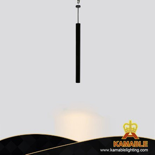 Interior Design Industrial Black Paint Spotlight LED Linear Pendant Lamp (KJ050)