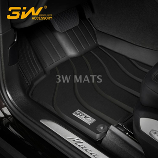TPE car mat for Porsche Macan
